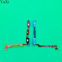 цена на YuXi New For Samsung Galaxy Note 2 II N7100 Keyboard Sensor Touch Signal Home Button Menu Light Flex Cable