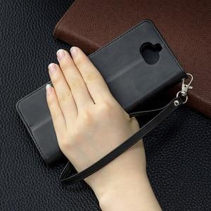 Image 3 - Estojo De Couro Vintage para Sony Xperia 10 Plus L3 L1 E6 XZ 2 1 Premium 1 2 XA XA de Ultra além de Tampa do Suporte Flip Casos Carteira Magnética