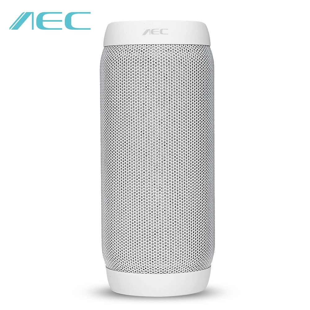 AEC Waterproof Speaker Portable Bluetooth Speaker Mini Wireless Speaker Super Bass with Flashing LED Lights BQ-615S