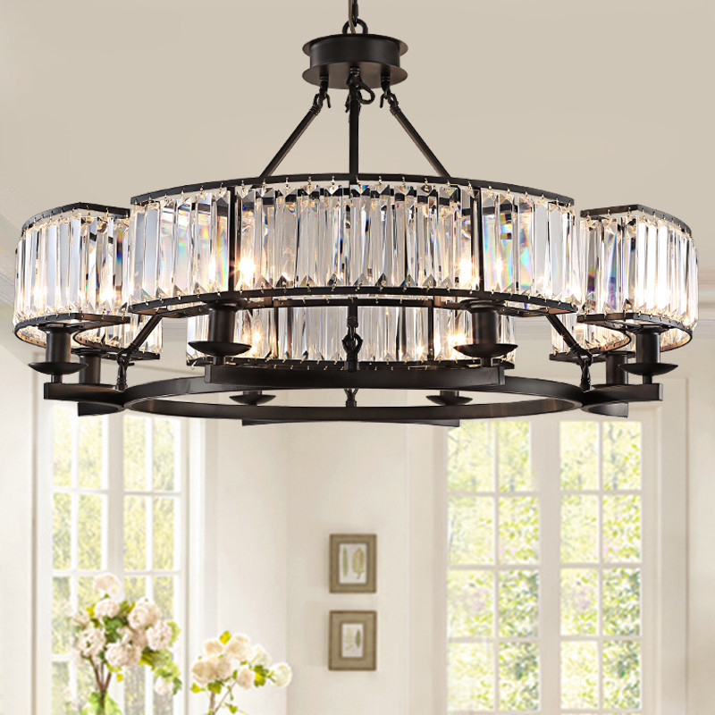 DX crystal chandelier lighting chandelier modern cristal chandelier living room bedroom lamp chandeliers ceiling Desinger s
