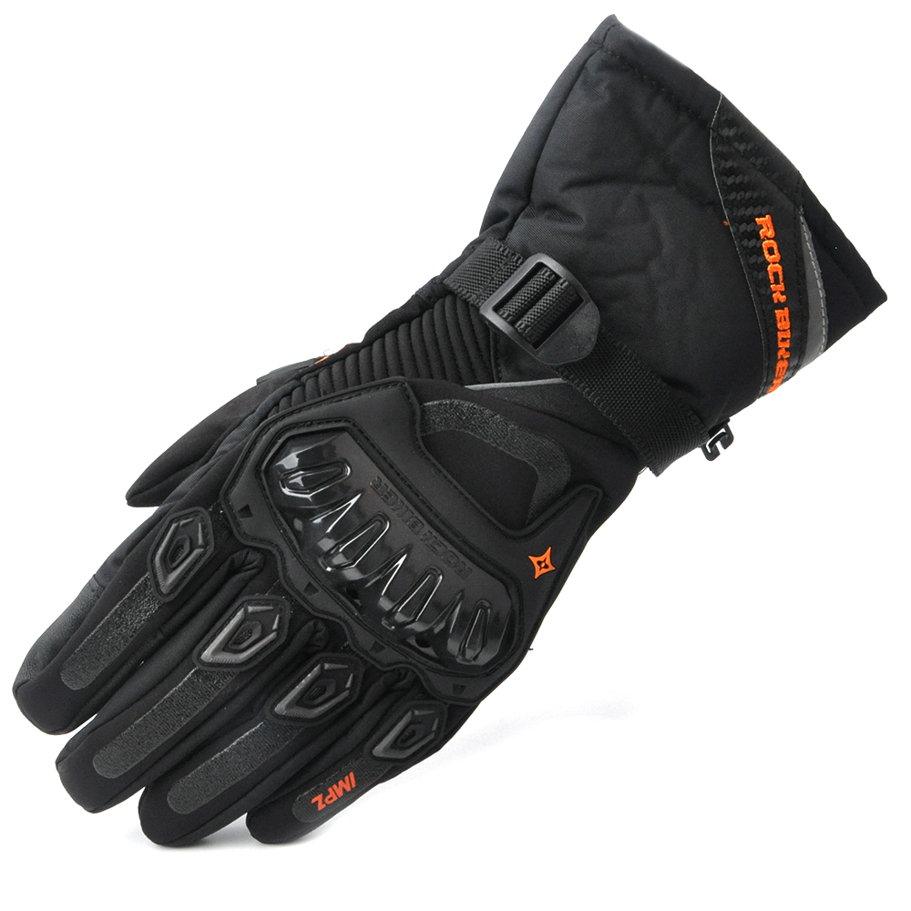 Motorcycle Gloves Man Touch Screen Winter Warm Waterproof Windproof Protective Gloves Moto Glove Racing XXL 100% waterproof authentic germany nerve kq 019 leather motorcycle gloves cross country knight glove winter warm breathable
