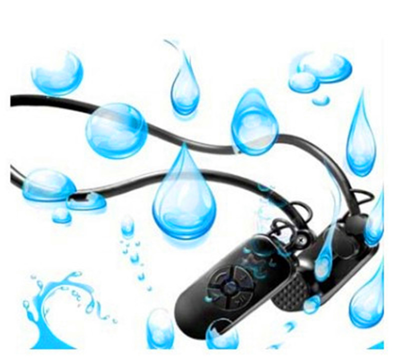 bone conduction underwater ipx8 mp3 music player waterproof headphones sports waterproof headset with mic active noise canceling bone conduction earphones headset over ear headphones active noise cancelling hifi neckband for music listening to the phone