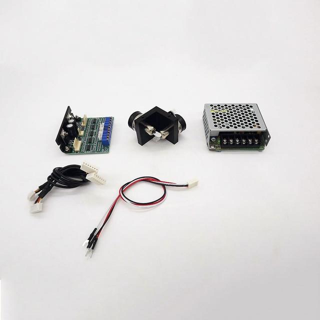 Original Laser Scanning Galvo 30 Kpps Galvo Scanner 7pin Galvanometer-basierend Optische Scannen Systeme Für Laser Projektor System