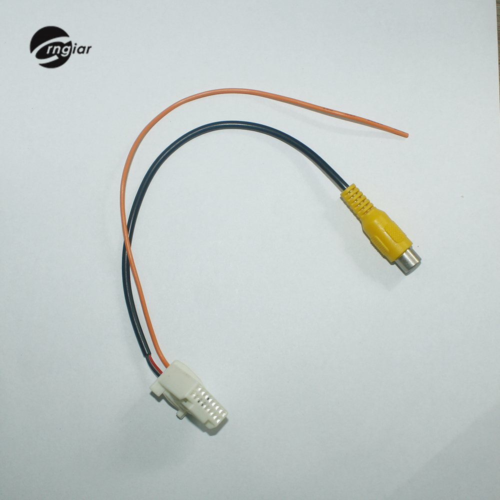 medium resolution of crngiar rear camera adapter wire cable for hyundai elantra ad avante 2015 2017 rear view camera original video input switch