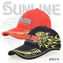 2019 marque de plein air Sport réglable pêche Camping parasol Baseball pêcheurs chapeau chapeau rouge spécial seau chapeau avec lettre