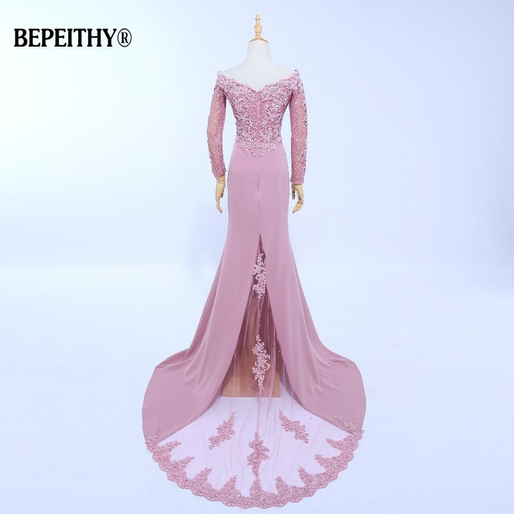 Νέα Άφιξη Vestido De Festa V-Neck Γοργόνα Νυφικά - Φορεματα για γαμο - Φωτογραφία 2