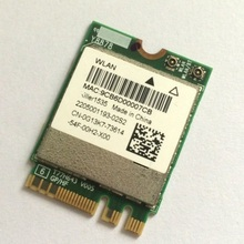 SSEA new for Killer Wireless-AC 1535 ac/a/g/n M.2 NGFF wife Bluetooth 4.1 Card ALIENWARE 17 R3 P43F 867mbps