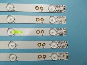 Image 4 - O Sony TV KDL 40R380D 40PFL3240 GJ DLEDI (Nuevo Kit) 4 PCS 9LED 798mm tira de retroiluminación LED fI P5 400 D409 V7 TPT400LA J6PE1