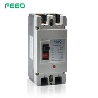 FEEO FPVM Moulded Case Circuit Breaker Switch 2P 550V 160A 200A 250A DC MCCB
