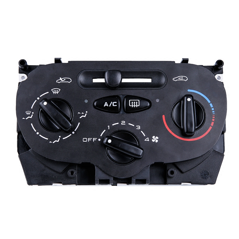 Air AC Heater Panel Climate Control Switch for Peugeot 206 207 307 C2 Citroen Picasso 9624675377