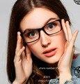 2016 Очки Кадр Бренда Оригинальный Дизайн Оптических Стекол Ацетат Очки Женщины Мужчины Близорукость С Оригинальной Коробке