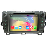 Quad Core Car GPS For Toyota Prius 2009 2010 2011 2012 2013 Android 5 1 1