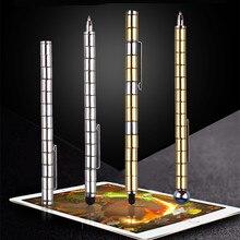 Power Pen Modular Magnetic Magic Fidget Pen DIY for Fidgeter As Antistress Cube Tool Toy Writting On Paper& iPad Stress Wheel