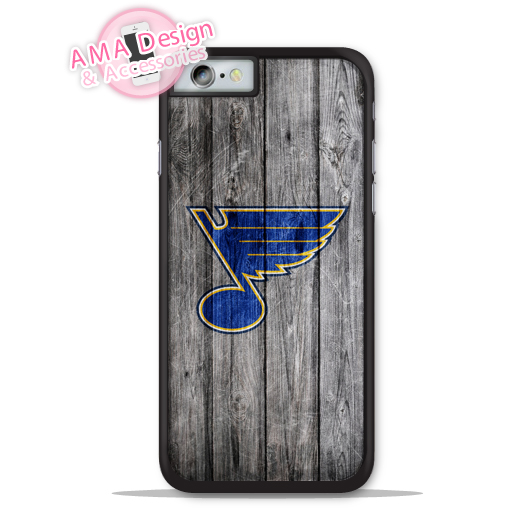 St. Louis Blues Ice Hockey Fans Phone Cover Case For Apple iPhone X 8 7 6 6s Plus 5 5s SE 5c 4 4s For iPod Touch