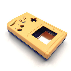 Image 2 - Yellow and blue Game Replacement Case Plastic Shell Cover for Nintendo GB for Gameboy Classic Console Case housing