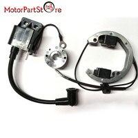 For KTM 50 SX L/C Pro Sr Jr Senior Junior KTM50 Ignition Coil Stator Rotor Kit 2001 2008 50SX DIRT PIT BIKE