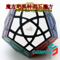 MF8 Curvy Starminx Magic Cube Black IQ Brain Cubos Magicos Puzzles Juguetes Educativos Educational Toy Special Toys
