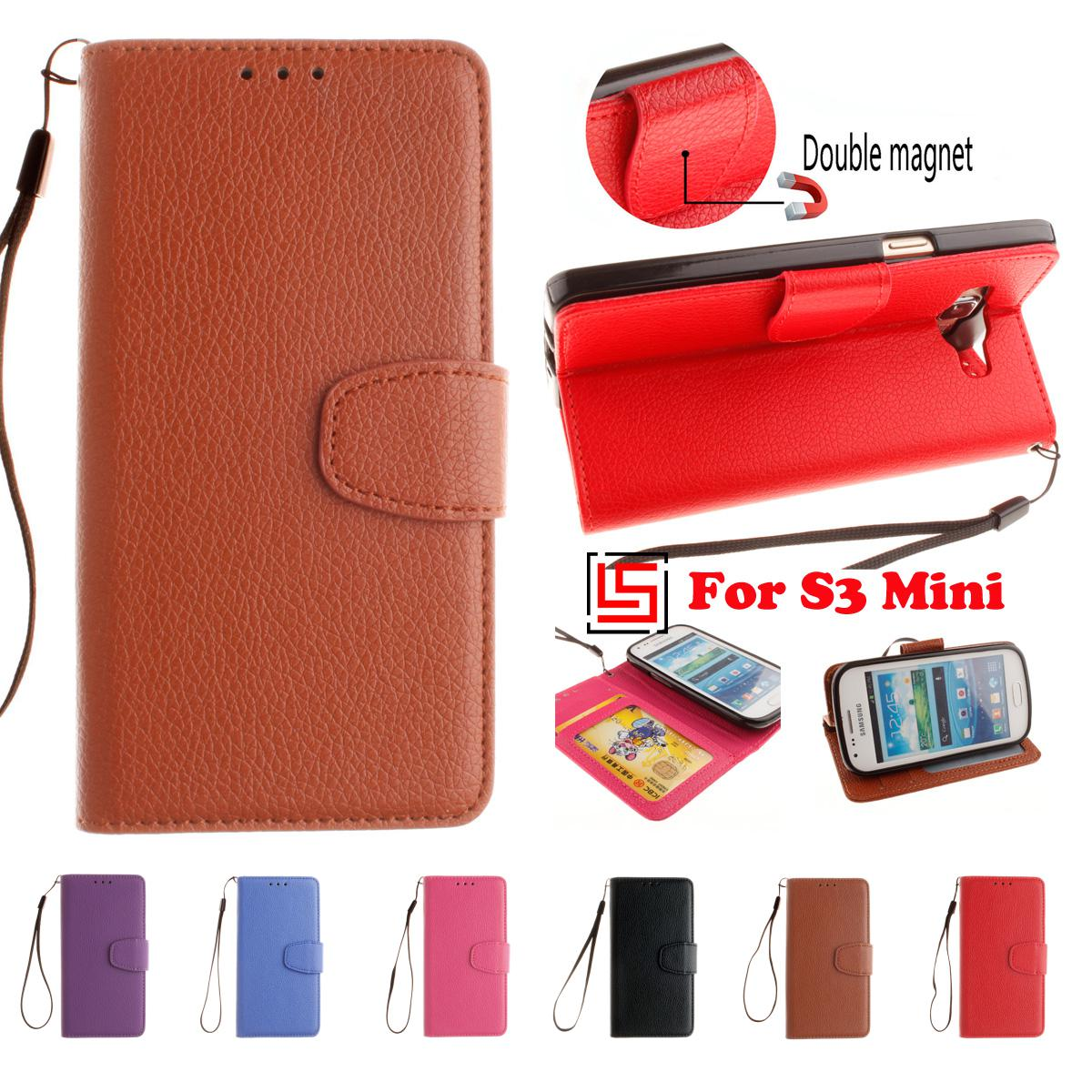 Retro New Fashion PU Leather Flip Wallet Phone Case coque Cover Bag For Samsung Galaxy G ...