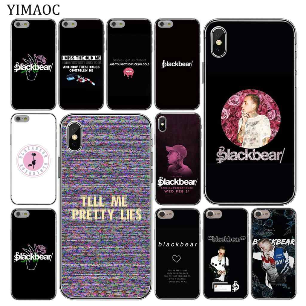 the best attitude e07db f37ff Detail Feedback Questions about YIMAOC Blackbear Soft Silicone Cover ...
