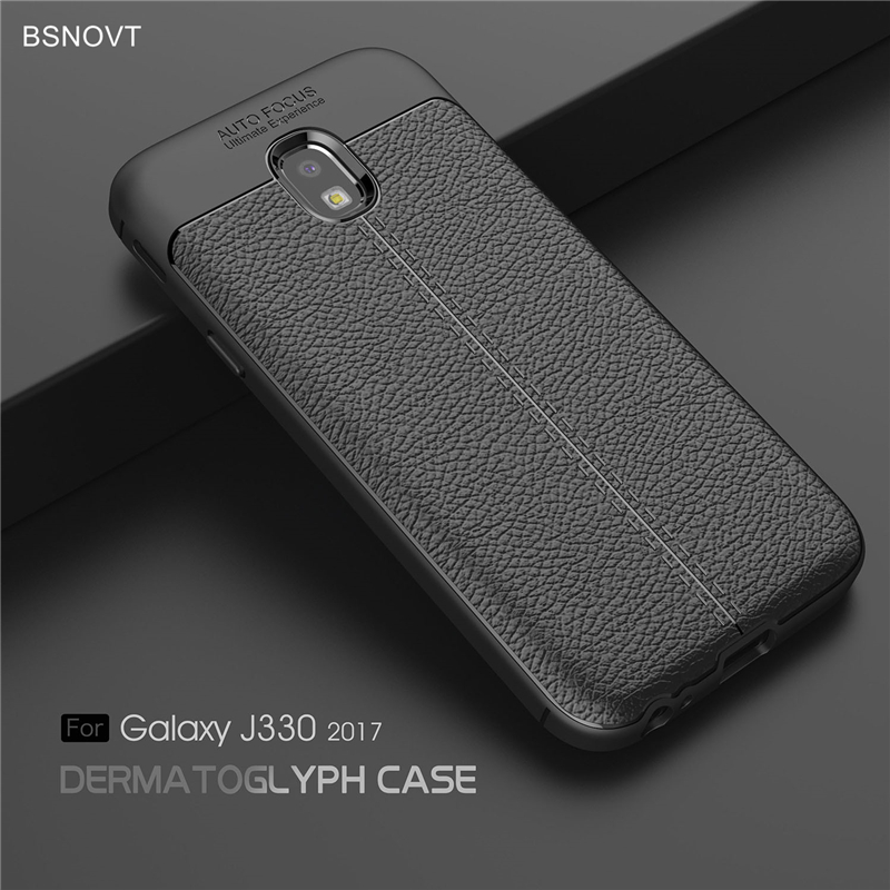 For Samsung Galaxy J3 2017 Case Anti-knock Phone Cover j330 EU Version