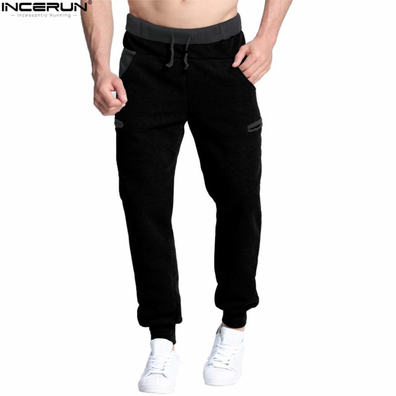 Winter Warm Thick Sweatpants Men's Track Pants Elastic Casual Baggy Lined Tracksuit Trousers Jogger Harem Pants Men Plus Size 7