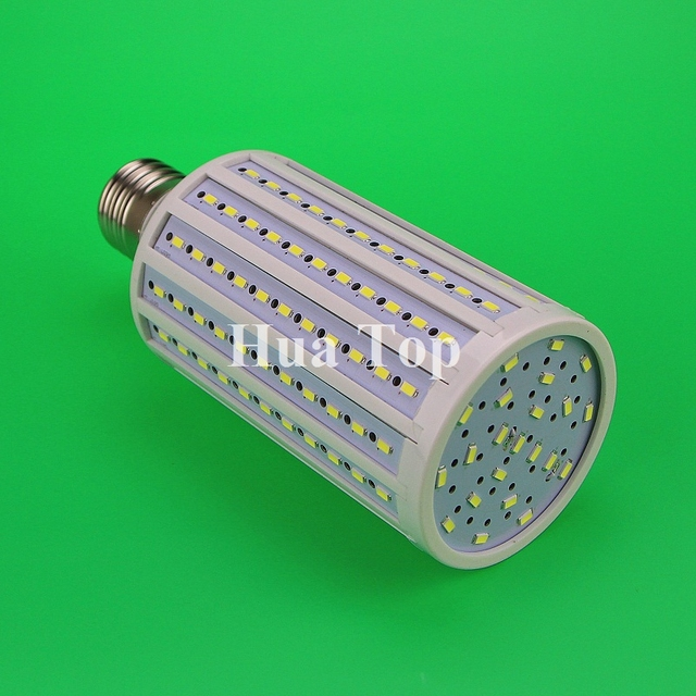 Ultra bright  E27 E40 B22 AC85-265V 55W 5630/5730 lutre epistar led chip 176  bulb lamps high luminouns efficiency free shipping
