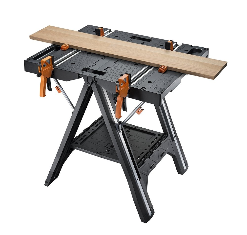 Brilliant Worx Pegasus Multi Function Work Table And Sawhorse With Gmtry Best Dining Table And Chair Ideas Images Gmtryco