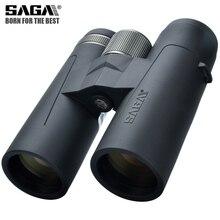 佐賀高精細双眼鏡8X42 10X42 edレンズキャンプ狩猟スコープ大型接眼望遠鏡プロフェッショナル双眼hd