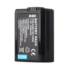 Substituição de Baterias para Câmera 1 Pcs 1500 Mah Digital para Sony Alpha A7 7 7R A7r A7s A5000 A6000 A3000 A55 Bateria Nex-5n 5C S