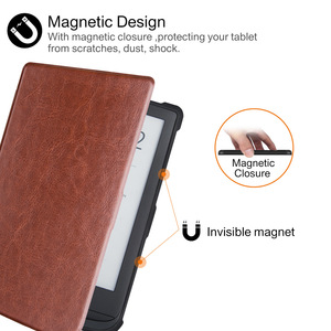 """Image 4 - PU Leather Case For Pocketbook 616 627 632 Smart Cover for Pocketboo Basic Lux2 book/touch/lux4 touch hd 3 6"""" Cover Case"""