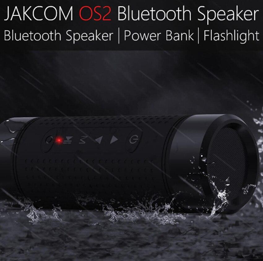 Jakcom OS2 Outdoor Bluetooth Speaker Waterproof 5200mAh Power Bank Bicycle Portable Subwoofer Bass Speaker LED light+Bike <font><b>Mount</b></font>