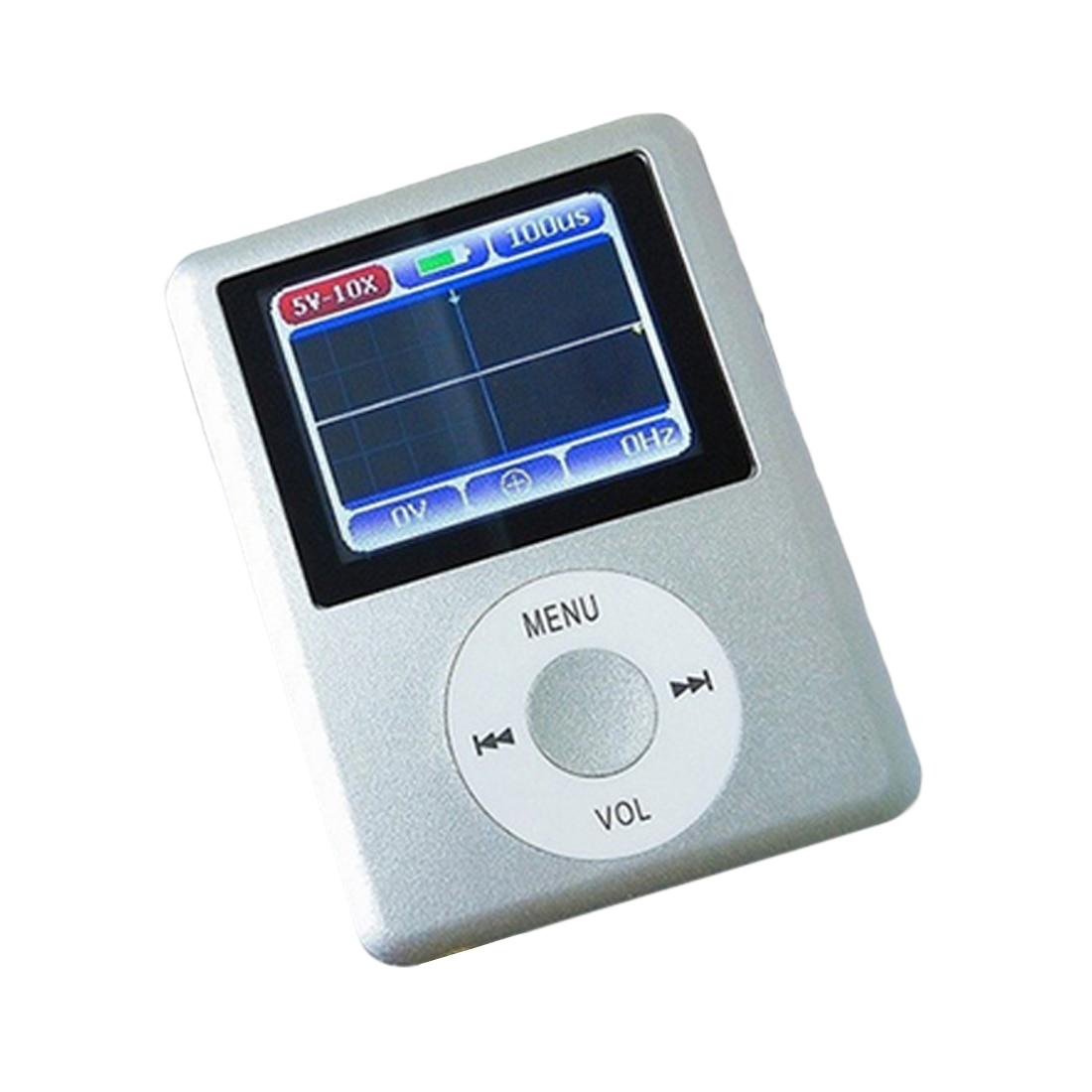 20 м пропускная способность 100 м Частота дискретизации карманный мини Портативный ультра-Маленький цифровой осциллограф DSO168