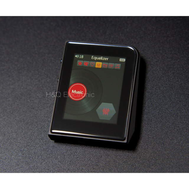RUIZU A50 DAP HD Lossless Mini Sport MP3 Player With 2.5 Inch Screen HIFI Music Player Support 128G TF Card/DSD256 Audio Player 6