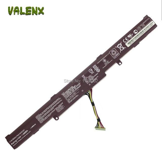 A41N1501 A41LK9H laptop battery for ASUS ROG GL752VW GL752VW N552V N552VX N752VX GL752VW T4108D GL752VW 2B GL752VL 1A N551VW