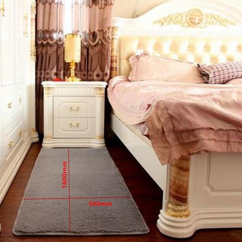 משלוח חינם להציע כל יום משי משי השטיח - טקסטיל בית