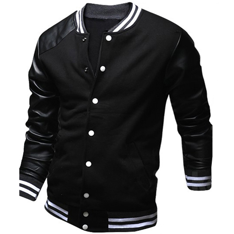 Popular Leather Varsity Jackets-Buy Cheap Leather Varsity Jackets ...