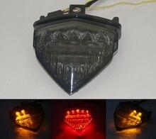 Für honda cbr600f cbr 600f anno 2011 2012 2013 2014 2015 E-Mark Hinten Rücklicht Brems Blinker Integrierte LED licht