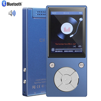MP3 Player Bluetooth4 0 HiFi Lossless Audio Music Player 8GB 16GB Built in Speaker 2 4