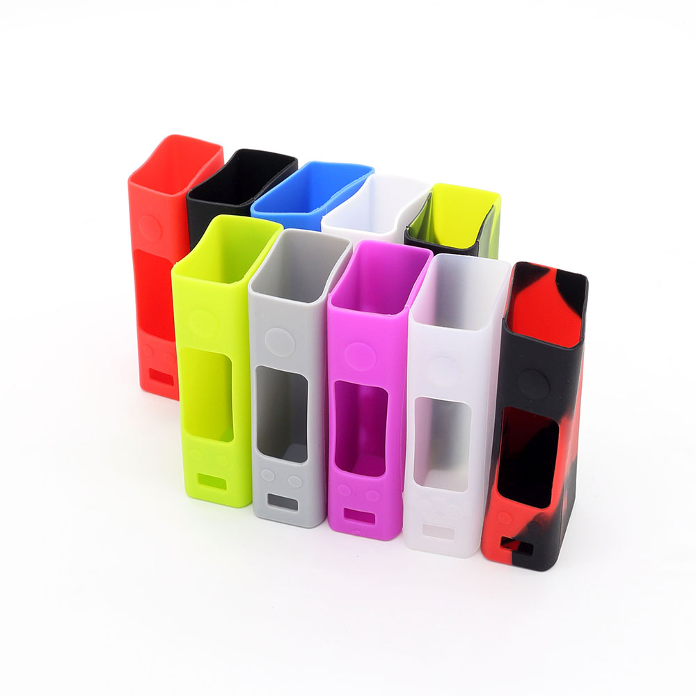 1pcs Protective Silicone Case For Evic Vtc Mini 75w Box Mod Colorful Silicone Case