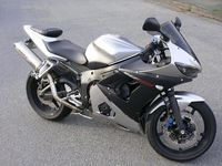 Silver Matte Black Injection Fairing for 2003 2005 Yamaha Yzf R6 R600 YZF R6