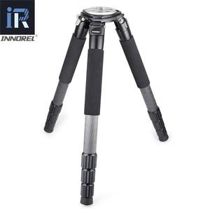 Image 3 - RT90C soporte de cámara de carga de 40kg, Trípode De Fibra De Carbono profesional de alto nivel para observación de aves, resistente, tubo de 40mm, adaptador de cuenco de 75mm