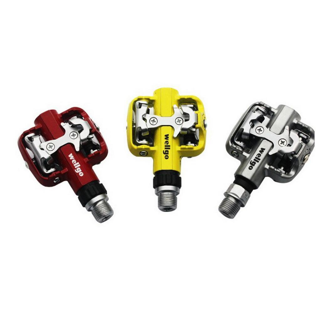 Mountain Road Bike Replacement Parts Aluminum Bearing Alloy Outdoor Cycling Non slip Bicycle Pedal Bicycle Pedal     - title=