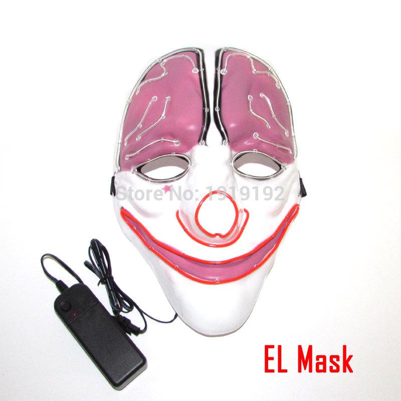 HTB1jaO5RVXXXXXbaFXXq6xXFXXXT - Mask Light Up Neon LED Mask For Halloween Party Cosplay Mask PTC 260