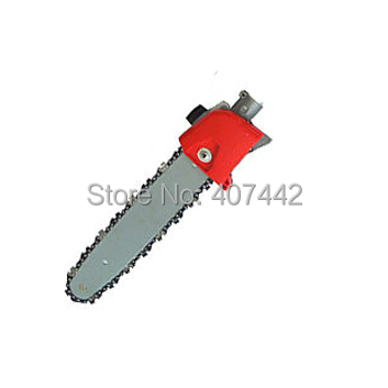pole chain saw  fuel tank assy 26mm 9 teeth with guide bar and saw chainpole chain saw  fuel tank assy 26mm 9 teeth with guide bar and saw chain