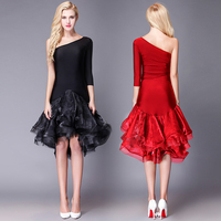 Oblique Skirts Competition Latin Square Dance Clothing General Skirts