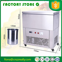 220V 60HZ EU popular commercial 6 container ice block making machine CFR shipping by sea for sale