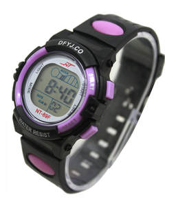 Boy Watch Girl Children Montre Digital Kid Reloj Sport Enfant SAAT Kol Nia Multifunction