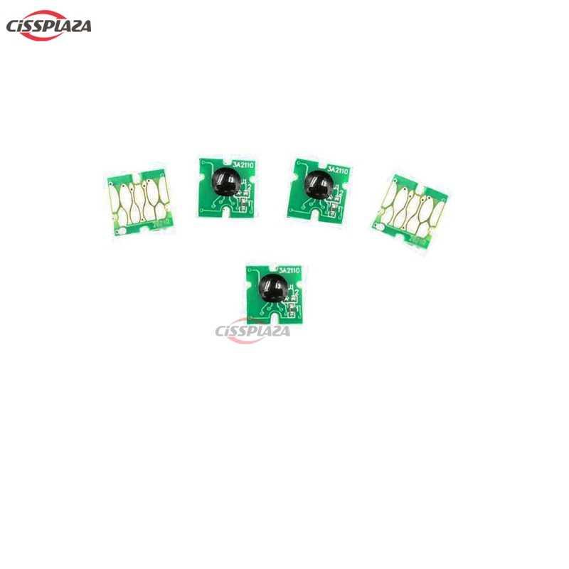 Cissplaza 4 Pcs T2991 29XL Arc Chip Kompatibel untuk Epson XP235 XP332 XP335 XP432 XP435 Xp247 Xp245 Xp445 Printer Chip