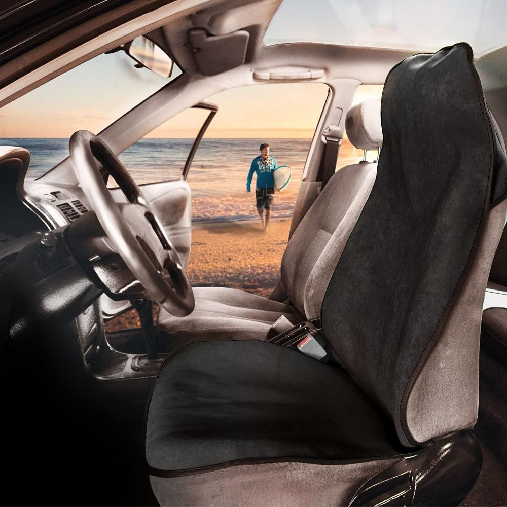 Seat Armour SA100NISSB Black Nissan Seat Protector Towel