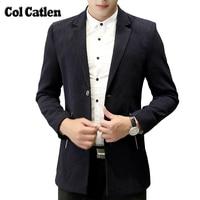 New Arrival Brand Mens Blazers Fashion Slim Fit Social Blazer Men Autumn Business Man Blaser Cotton Casual Suit Jacket and Coat